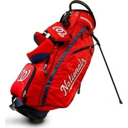 Washington Nationals Fairway Stand Golf Bag found on Bargain Bro India from Fanatics for $199.99