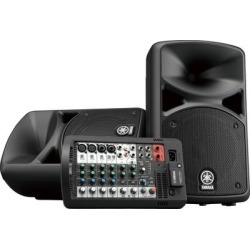 Yamaha StagePass 400BT Portable PA w/Bluetooth found on Bargain Bro from Crutchfield for USD $607.99