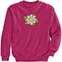 Women's Plus Graphic Sweatshirt – Music, Cyber Pink/Music 3XL found on Bargain Bro Philippines from Blair.com for $31.99