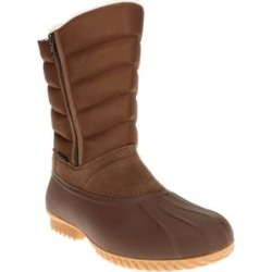 Women's Illia Cold Weather Boot by Propet in Pinecone (Size 9 1/2XX(4E)) found on Bargain Bro from Woman Within for USD $68.39