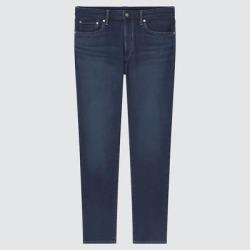 UNIQLO Men's Ezy Jeans, Blue, S found on Bargain Bro India from Uniqlo for $49.90
