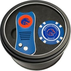 Boise State Broncos Switch Chip Golf Tin Set found on Bargain Bro India from Fanatics for $24.99
