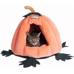 Armarkat Pumpkin Shape Cat Bed