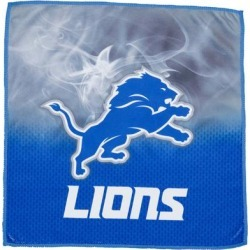 Detroit Lions 16'' x On Fire Bowling Towel found on Bargain Bro from nflshop.com for USD $18.96