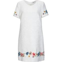 Short Dress - White - Blugirl Blumarine Dresses found on Bargain Bro from lyst.com for USD $265.24