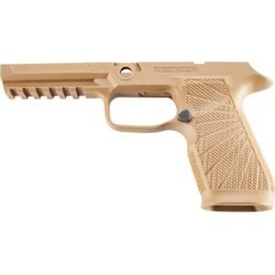 Wilson Combat Wc320 Grip Modules For The Sig P320 - Wc320 Full-Size, No Manual Safety, Tan, 9/40/357 found on Bargain Bro Philippines from brownells.com for $64.95