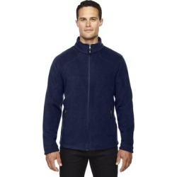 Tall Voyage Fleece Men's Big and Tall Classic Navy 849 Jacket found on Bargain Bro Philippines from Overstock for $36.24