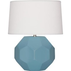 Robert Abbey Franklin 16 Inch Table Lamp - MOB02 found on Bargain Bro Philippines from Capitol Lighting for $248.50
