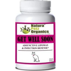 Natura Petz Organics Get Well Soon Cat Supplement, 150 count found on Bargain Bro Philippines from Chewy.com for $44.99