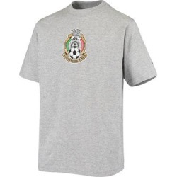 adidas Boys' Tee Shirts Heather - Mexico National Team Logo Tee - Boys found on Bargain Bro India from zulily.com for $9.99