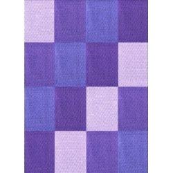 East Urban Home Ian Geometric Wool Purple Area RugWool in Indigo, Size 120.0 H x 84.0 W x 0.35 D in | Wayfair CDE5967EB81B46929C9EE43251C4D676 found on Bargain Bro Philippines from Wayfair for $919.99