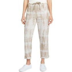 Contrast Stitch Tapered Pull On Pants - Natural - Dickies Pants found on Bargain Bro India from lyst.com for $60.00
