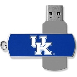 Kentucky Wildcats 16GB Metal Twist USB Flash Drive found on Bargain Bro from Fanatics for USD $15.19