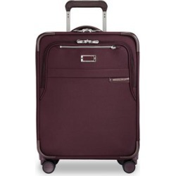 Baseline 21-inch International Expandable Wide-body Spinner Carry-on - Purple - Purple - Briggs & Riley Luggage found on Bargain Bro from lyst.com for USD $493.24