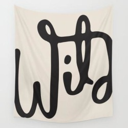 Wall Hanging Tapestry | Wild Abstract by Urban Wild Studio Supply - 51