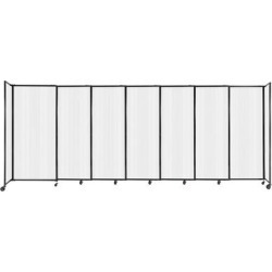 StraightWall® Sliding Portable Partition. by Versare found on Bargain Bro Philippines from Overstock for $2036.99