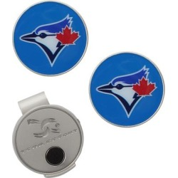 Toronto Blue Jays Hat Clip & Ball Markers Set found on Bargain Bro India from Fanatics for $12.99