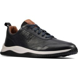 Clarks Puxton Sneaker - Blue - Clarks Sneakers found on Bargain Bro India from lyst.com for $150.00
