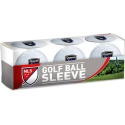 WinCraft San Jose Earthquakes 3-Pack Golf Ball Sleeve, Multicolor found on Bargain Bro from Kohl's for USD $7.29