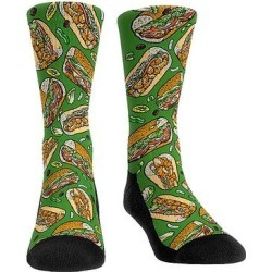 Rock Em Apparel Socks - The Pub Sub Green Sandwich Socks - Kids & Adult found on Bargain Bro Philippines from zulily.com for $11.99