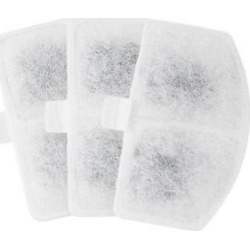 Frisco Pet Fountain Replacement Filters, 3 count