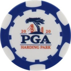 2020 PGA Championship Ahead Poker Chip - Blue found on Bargain Bro India from Fanatics for $3.99