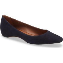 'marcella' Weatherproof Ballerina Flat - Blue - Aquatalia Flats found on MODAPINS from lyst.com for USD $395.00