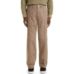 '70s Cotton Drill Trousers - Natural - Nicholas Daley Pants found on MODAPINS from lyst.com for USD $546.00