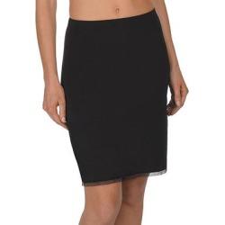 Natori Women's Slips BLACK - Black Benefit Half Slip - Women found on MODAPINS from zulily.com for USD $26.99