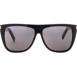 Sl 1 Sunglasses - Black - Saint Laurent Sunglasses found on Bargain Bro Philippines from lyst.com for $380.00