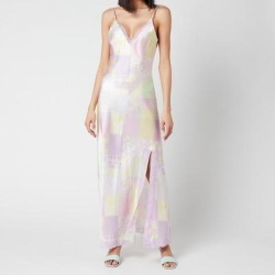 Veronica Slip Dress - Pink - Olivia Rubin Dresses found on MODAPINS from lyst.com for USD $359.00