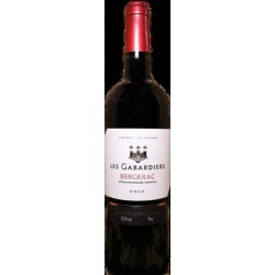 Les Gabardiers Bergerac 2016 750ml found on Bargain Bro from WineChateau.com for USD $12.88
