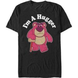Fifth Sun Men's Tee Shirts BLACK - Black 'I'm a Hugger' Toy Story Tee - Men
