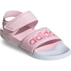 adidas Adilette Women's Strappy Sandals, Size: 5, Brt Pink found on Bargain Bro from Kohl's for USD $22.79