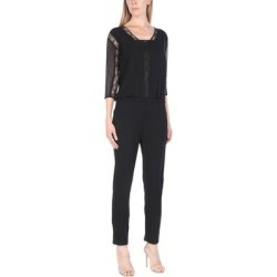 Jumpsuit - Black - Guess Jumpsuits found on Bargain Bro India from lyst.com for $134.00