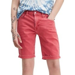Levi's Mens Shorts Pinks Size 42 511 Slim Fit Cut Off Raw Hem Denim (42), Men's found on MODAPINS from Overstock for USD $21.59