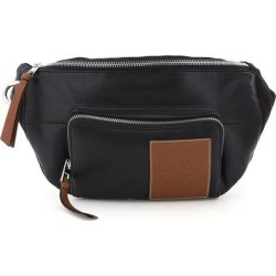 Puffy Belt Bag In Nappa And Fabric - Black - Loewe Belt Bags found on MODAPINS from lyst.com for USD $620.00