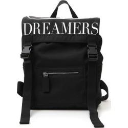 Vlogo Dreamers Backpack - Black - Valentino Garavani Backpacks found on Bargain Bro from lyst.com for USD $684.00