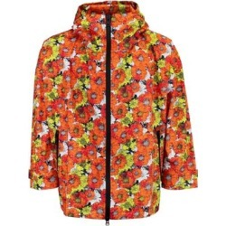 ASICS Flower Hoodie Mens Casual Hoodie - Orange (L), Men's found on MODAPINS from Overstock for USD $149.95