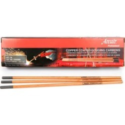 Arcair 1/4 X 12 Pointed Copperclad Gouging Electrodes found on Bargain Bro Philippines from weldingsuppliesfromioc.com for $21.99