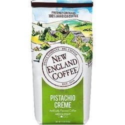 New England Coffee Pistachio Creme Coffee 11 Oz. Ground Coffee found on Bargain Bro from Keurig.com for USD $5.69