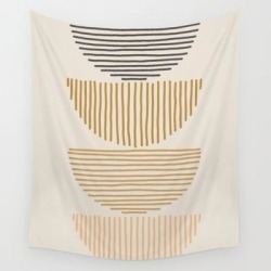 Wall Hanging Tapestry | Stacks by Urban Wild Studio Supply - 51