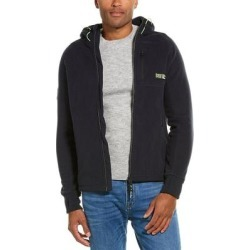 Superdry Polar Fleece Hoodie (S), Men's, Multicolor found on Bargain Bro India from Overstock for $50.59