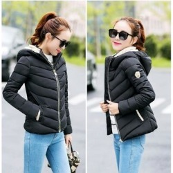New Cotton Down Jacket With Thick Material found on Bargain Bro Philippines from Overstock for $54.87