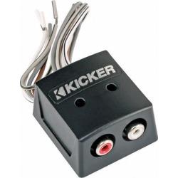 Kicker 46KISLOC Interconnect Speaker to RCA w/ LOC