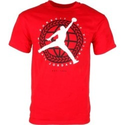Nike Men's Air Jordan In Pursuit of Victory Graphic Athletic Wear Gym T-Shirt found on MODAPINS from Overstock for USD $20.11