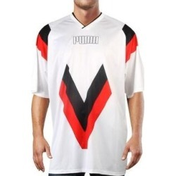 Puma Mens Jersey Running Fitness (Puma White - XL), Men's found on Bargain Bro India from Overstock for $14.44