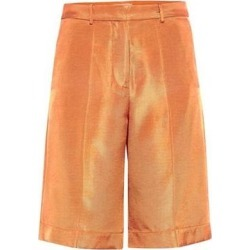 Nicha Bermuda Pants - Orange - Baum und Pferdgarten Shorts found on Bargain Bro from lyst.com for USD $68.40