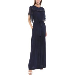 Jumpsuit - Blue - Alberta Ferretti Jumpsuits found on Bargain Bro Philippines from lyst.com for $903.00