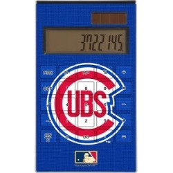Chicago Cubs 1948-1956 Cooperstown Solid Design Desktop Calculator found on Bargain Bro India from Fanatics for $29.99